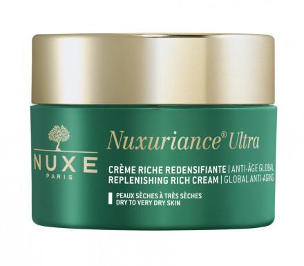 Крем насыщенный укрепляющий Nuxe Nuxuriance Ultra 50 мл: фото