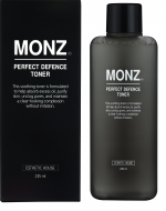 Тонер для лица МУЖСКОЙ ESTHETIC HOUSE MONZ PERFECT DEFENCE TONER, 235 мл.: фото