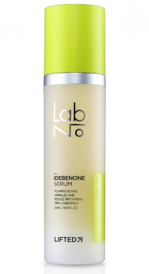 Сыворотка антивозрастная с лифтинг эффектом LabNo Lifted Idebenone Serum 50 мл: фото