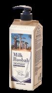 Бальзам для волос с ароматом белого мускуса Milk Baobab Original Treatment White Musk 1000мл: фото